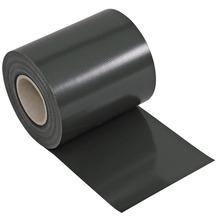 NOOR Sichtschutzstreifen PVC Zaunblende 0,19x35 m Zaun Farbe anthrazitgrau (RAL 7016)
