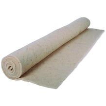 NOOR Schutzmatte aus Schafwolle Unkraut & Winterschutz ca. Größe 100 x 150 cm Farbe naturweiß