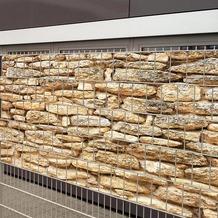 NOOR Sichtschutzstreifen mediterran 19cm x 35m 630gr/m²