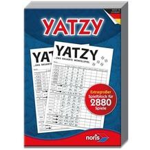 Noris Knubbel Yatzy - extra großer Spielblock
