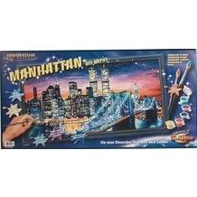 Schipper Malen nach Zahlen - Manhattan bei Nacht