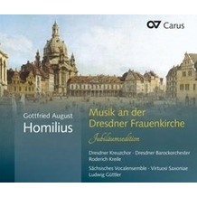 NOTE1 Musik an der Dresdner Frauenkirche-Jubiläumseditio, CD