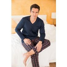 Novila Pyjama Alexander 1/1 marine/gem. 48