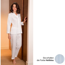 Novila Pyjama Celine 1/1 hellblau 46