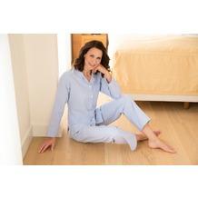 Novila Pyjama Petra 1/1 blau/gem. 36