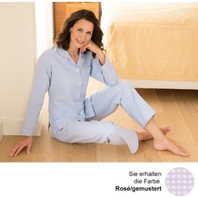 Novila Pyjama Petra 1/1 rosé/gem. 40