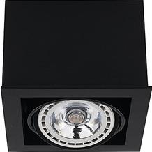 Nowodvorski BOX BLACK I ES 111 schwarz