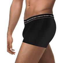 nur der Boxer 3D-Flex Classic 2er Pack schwarz 5=M