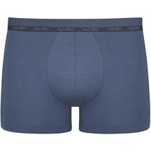 nur der Boxer Modal-Cotton blau 5=M