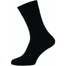 """nur der Herren """"3 in1 Effekt Socke""""  schwarz 39-42"""