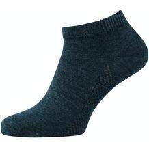 """nur der Herren """"Air Comfort Sneaker Socke""""  anthrazitmel. 39-42"""