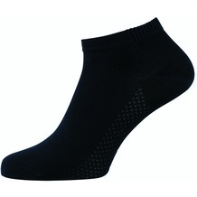 """nur der Herren """"Air Comfort Sneaker Socke""""  schwarz 39-42"""