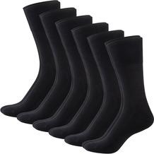 "nur der Herren ""Aktiv Socke"" schwarz 39-42 6er Pack"