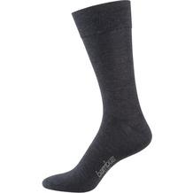 """nur der Herren """"Bambus Komfort Socke"""" anthrazitmel. 39-42"""