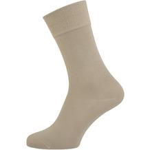 """nur der Herren """"Bambus* Komfort Socke"""" beigegrau 39-42"""