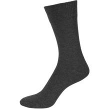 """nur der Herren """"Bambus Socke"""" anthrazitmel. 39-42"""
