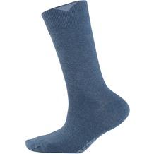 "nur der Herren ""Baumwolle Business Socke 2er Pack"" jeansmel. 39-42"