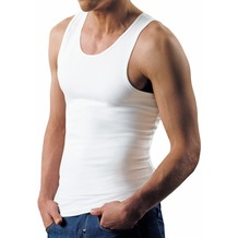 nur der Unterhemd LONGLIFE 2er Pack weiß 5=M