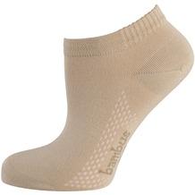 """nur die Damen """"Air Comfort Sneaker Socke"""" beige 35-38"""