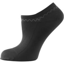 nur die Feines Schuhsöckchen 094 schwarz 35-38