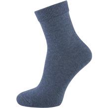 """nur die Kinder """"Socken 2er Pack"""" blau meliert 19-22"""