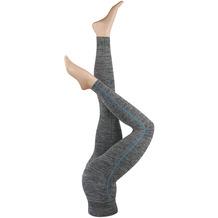 nur die Leggings Comfort & Active graumel./blau 38-40=S