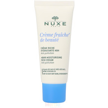 NUXE Creme Fraiche De Beaute Moist. Rich Cream - 30 ml
