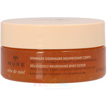 NUXE Reve De Miel Body Scrub Dry & Sensitive Skin 175 ml