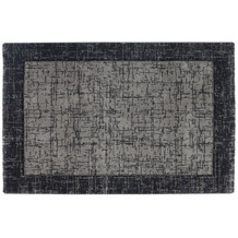 Obsession Teppich My Hampton 711 anthracite 120 x 170 cm