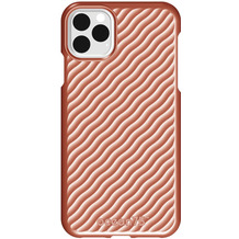 Ocean75 Ocean Wave Coral for iPhone 11 Pro Max pink