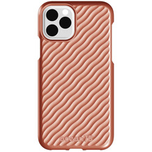 Ocean75 Ocean Wave Coral for iPhone 11 Pro pink