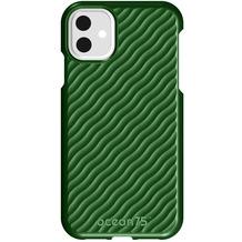 Ocean75 Ocean Wave Turtle for iPhone 11 green