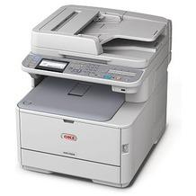 OKI MC362dn, LAN fähig, 24 S./Min., Laser, 1200 x 600 DPI