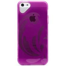 Olo Glacier für iPhone 5/5S/SE, violett