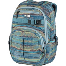 Omnitronic Daypack Chase Rucksack 51 cm Laptopfach frequency blue