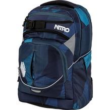 Omnitronic Daypack Superhero Schulrucksack 44 cm fragments blue