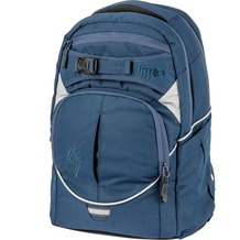 Omnitronic Daypack Superhero Schulrucksack 44 cm indigo