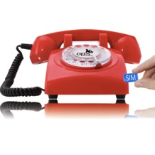 Opis 60s mobile, rot