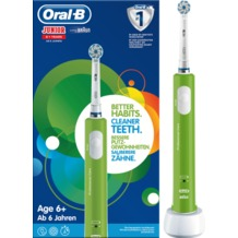 Oral-B Junior Green Grün
