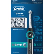 Oral-B Teen Black Schwarz