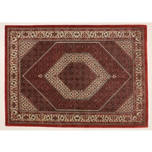 Oriental Collection Bidjar m.Seide rot 180 x 248 cm
