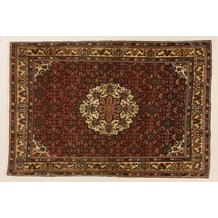 Oriental Collection Bidjar rot 76004 , Perser-Teppich, 105 x 150 cm