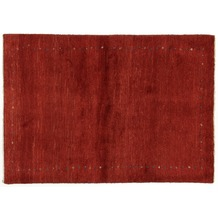 Oriental Collection Gabbeh-Teppich 104 x 150 cm gemustert rot