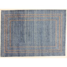 Oriental Collection Gabbeh-Teppich blau 99690 207 x 285 cm