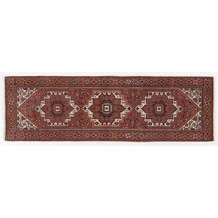Oriental Collection Goltuch 60 cm x 195 cm Läufer stark gemustert