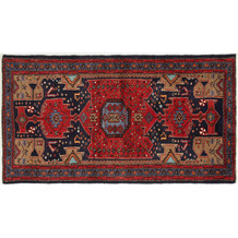 Oriental Collection Hamadan Teppich Khamseh 120 x 215 cm