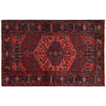 Oriental Collection Hamadan Teppich Khamseh 130 x 205 cm