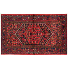 Oriental Collection Hamadan Teppich Khamseh 130 x 215 cm