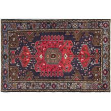 Oriental Collection Hamadan Teppich Khamseh 145 x 215 cm
