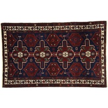 Oriental Collection Hamadan Teppich 128 x 205 cm